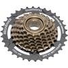 Shimano Tourney MF-TZ31 Kaseta rowerowa 7-rzędowe 14-34 zęby brązowy